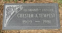 Chester A. Tempest