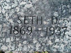 """David Seth """"Seth"""" Butler"""