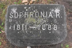 Sophronia R. Bevier