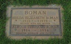 Hulda Elizabeth Boman