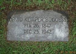David Kemper Boggess