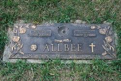 Eileen Edna <I>Callaghan</I> Allbee