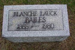 Blanche <I>Snyder</I> Bailes