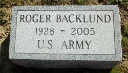 Roger Backlund