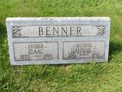 Hannah C Benner