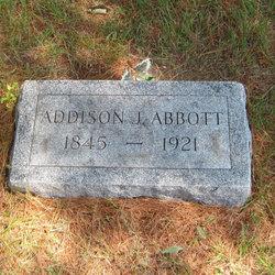 Addison Judson Abbott