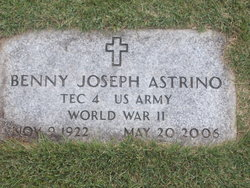 Benny Joseph Astrino