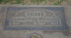 Robert C Crabb
