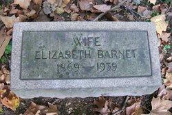 Elizabeth <I>Wootten</I> Barnet