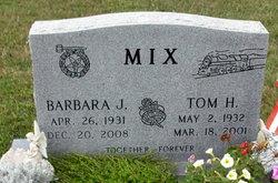 Barbara J Mix