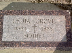 Lydia Miranda <I>Elmgren</I> Grove