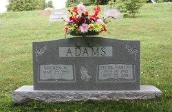 Zelda Mae <I>Earley</I> Adams