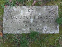 Marjorie Elizabeth Bangs