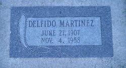 Delfido Martinez