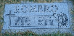 Vicentita Romero