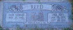 Jack Boyd Reed