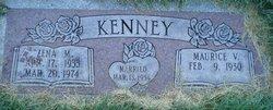 Zena Marjorie <I>Bailey</I> Kenney