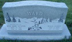 Ruth Adams <I>Heywood</I> Ward