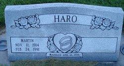 Martin Haro