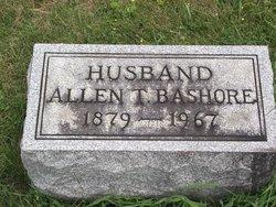 Allen T Bashore