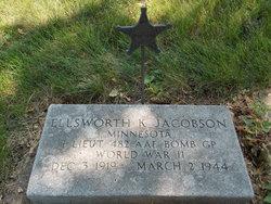 1LT Ellsworth K. Jacobson