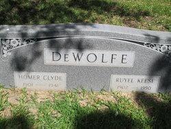 Homer Clyde DeWolfe, Sr