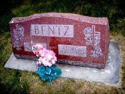 George Albert Bentz