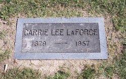Carrie Lee <I>Andrews</I> LaForce
