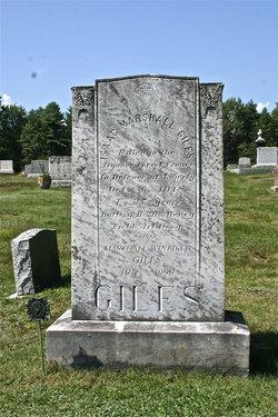 Isaac Marshall Giles