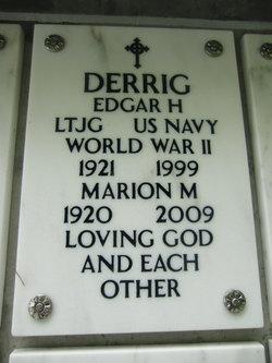 Edgar Harry Derrig