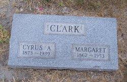 Cyrus Allen Clark