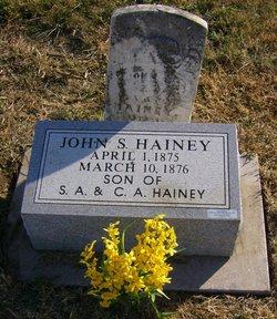 John S. Hainey