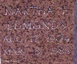 Martha Florence <I>Welch</I> Edmonds