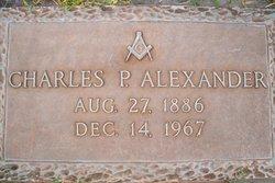 Charles Payne Alexander