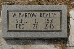 W Bartow Remley