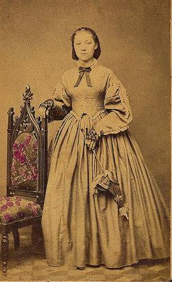 Mary Elizabeth <I>Walters</I> Carges