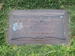 Newell Wendell McDougall