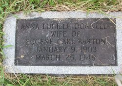 Anna Lucille <I>Donnelly</I> Barton