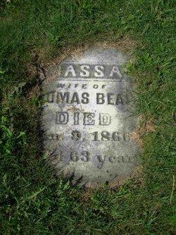 "Massa ""Massey"" <I>Dunn</I> Beall"