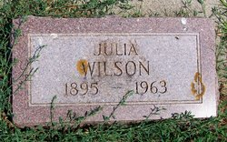 Julia Wilson