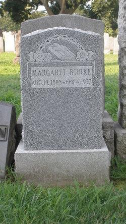 Margaret <I>Boice</I> Burke
