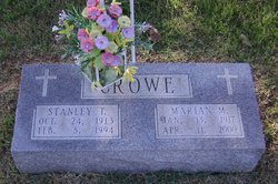 Marian Magdalene Crowe