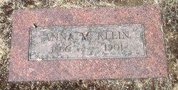 Anna M. Klein