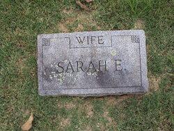 Sarah Emma <I>McLaughlin</I> Pitzer