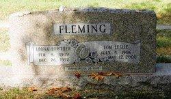 Tom Leslie Fleming