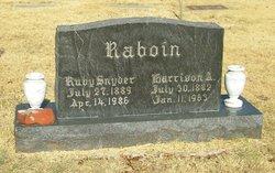 Harrison A Raboin