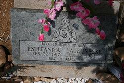 "Estefanita Juana ""Beta"" <I>Aragon</I> LaJeunesse"