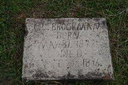 Charles Lindsay Brockman