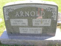 Charlotte <I>Carter</I> Arnold