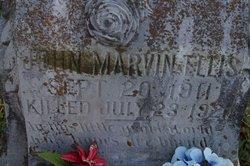 John Marvin Ellis